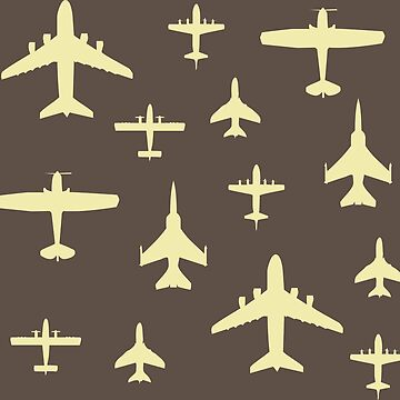 Fly Past Overhead Mixture of Aeroplanes by CreativeTwins