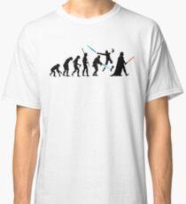 Darth Vader Evolution - T-Shirt Classic T-Shirt