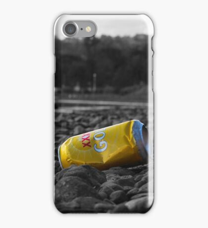 Discarded Can iPhone Case/Skin