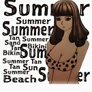 The Girl of Summer by Thinglish Lifestyle