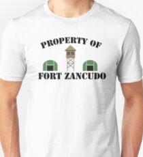 Fort Zancudo Unisex T-Shirt