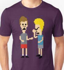 Beavis and Butthead 8bit - T-shirt Unisex T-Shirt