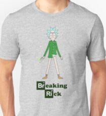 Breaking Bad Rick and Morty - T-shirt Unisex T-Shirt