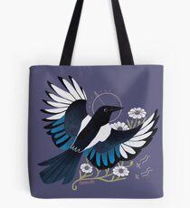 Familiar - European Magpie Tote Bag