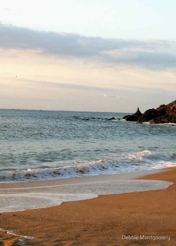 Haeundae Beach by Debbie Montgomery