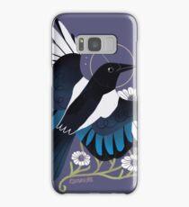 Familiar - European Magpie Samsung Galaxy Case/Skin