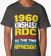 1960 Kinshasa, RDC Long T-Shirt