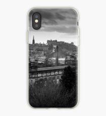 Edinburgh-Ansicht iPhone-Hülle & Cover
