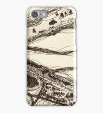Green Fields - Northam iPhone Case/Skin