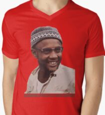 Amilcar Cabral Men's V-Neck T-Shirt