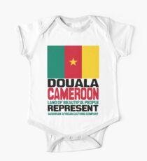 Douala Cameroon, represent Kids Clothes