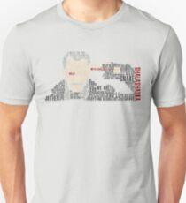 Metal Gear Solid 4 - Liquid Ocelot Unisex T-Shirt