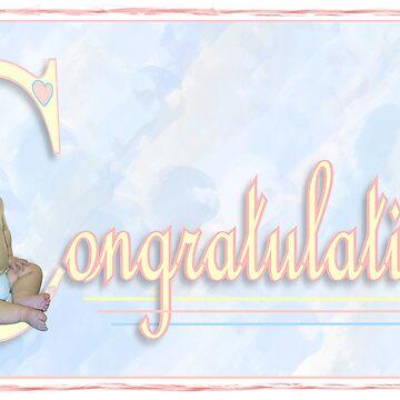 Congratulations by cheerishables