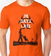 28 Days Late - Single Dad T-Shirt
