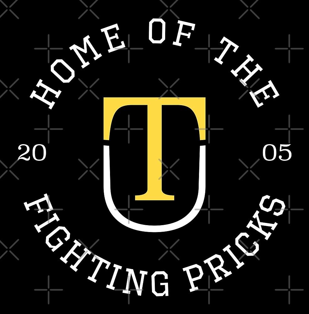 TU Fighting Pricks by depresident