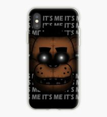 IT'S ME (Five Nights at Freddy's) iPhone Case