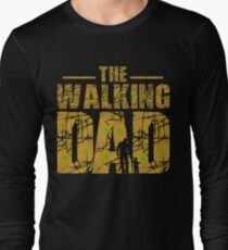 The Walking Dad - Father's Gift T-Shirt