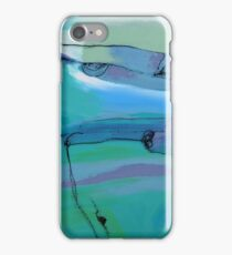 Land Route iPhone Case/Skin