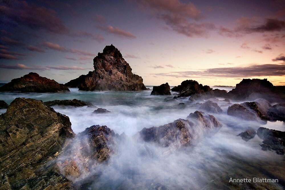 Nature's Goodnight by Annette Blattman