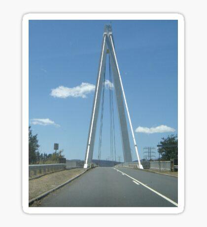 Tas Bridge Sticker