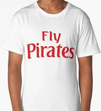 Fly Pirates Long T-Shirt