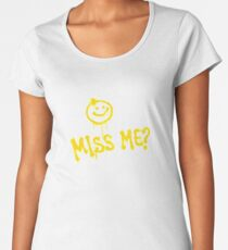 DID YOU MISS ME :) MORIARTY  Women's Premium T-Shirt