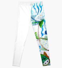 COLOR FISH Leggings