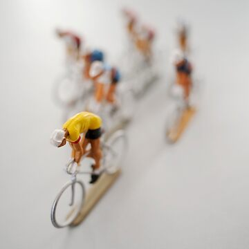 Cyclists 2 by flosmith