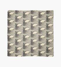 Japanese art print swan Scarf