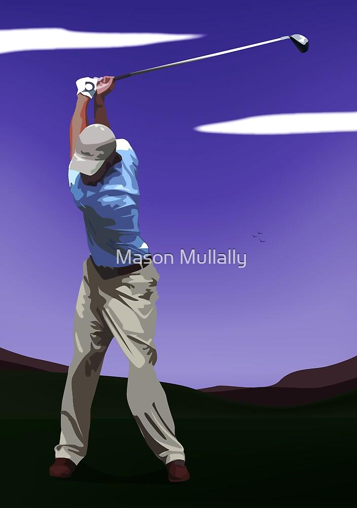 power by Mason Mullally