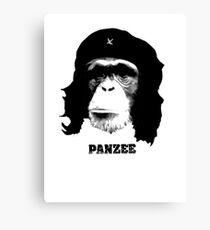 Chepanzee Canvas Print