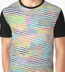 Psychedelic Field Graphic T-Shirt