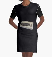 Commodore 64 Graphic T-Shirt Dress