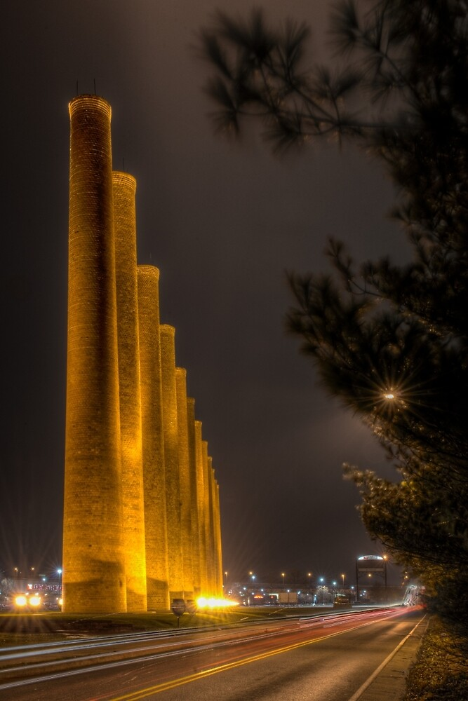 """""""The Stacks"""" at Homestead Waterfront by Shadrags"""