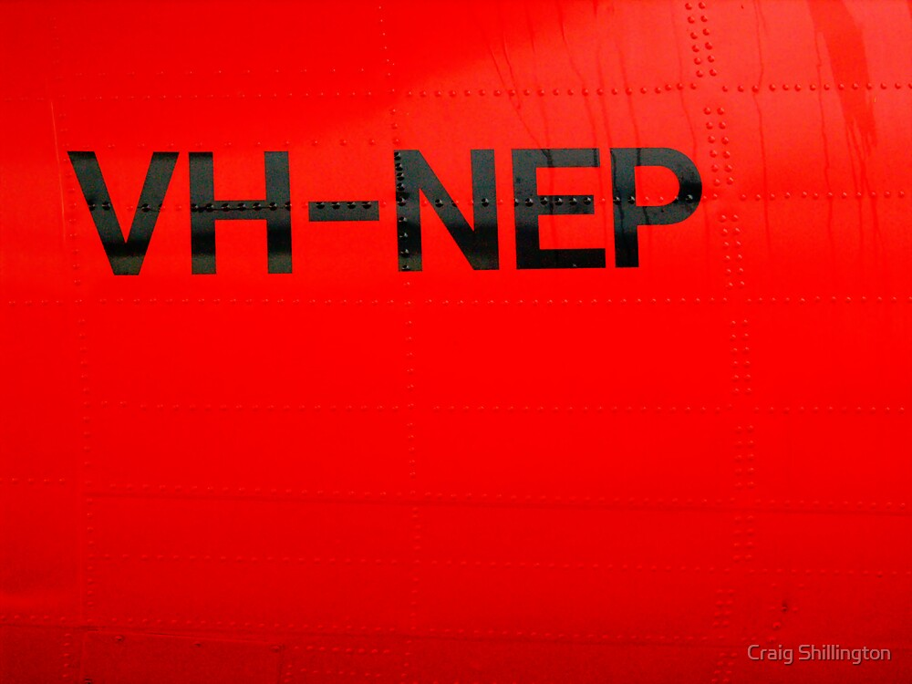 VH-NEP by Craig Shillington