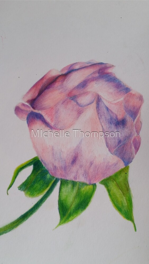 Joan's Rose by MIchelle Thompson