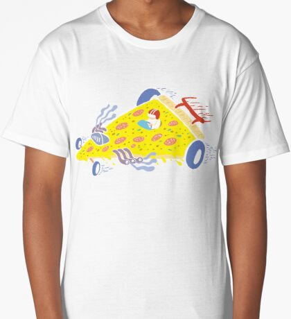 Speedy Pizza Delivery ™ Long T-Shirt