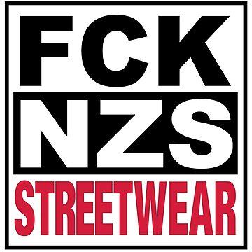 FCK NZS Streetwear by derP