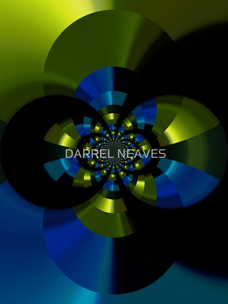 blue & gold chromed by DARREL NEAVES