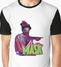valentina the mask lipsync Graphic T-Shirt