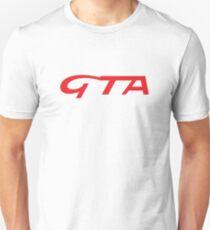 Alfa Romeo GTA (red) Unisex T-Shirt