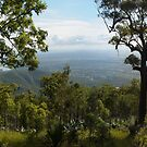 Rockhampton from Mt Archer by Jayson Gaskell