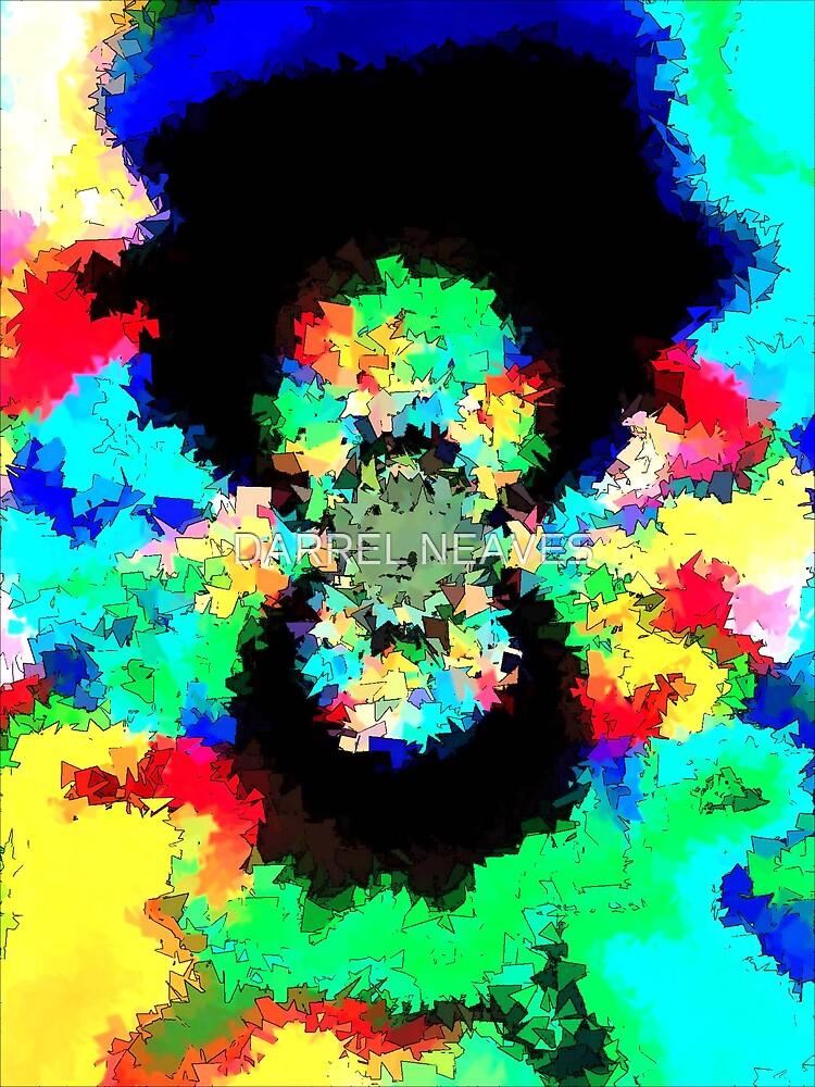 dancing rainbow by DARREL NEAVES