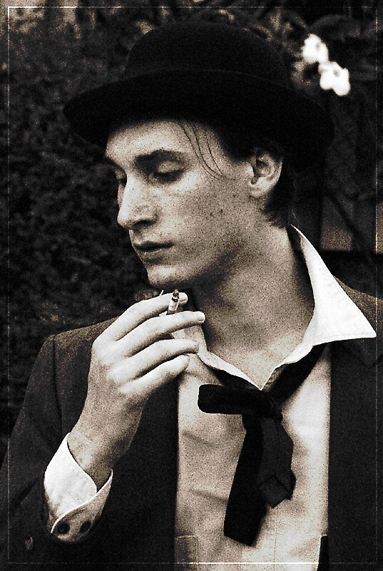 Portrait of a Young Dandy by AlexGray
