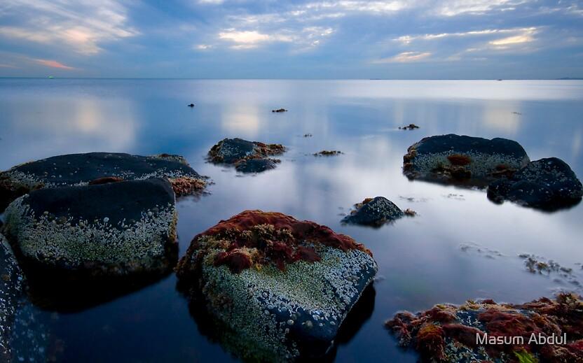 Calm by Masum Abdul