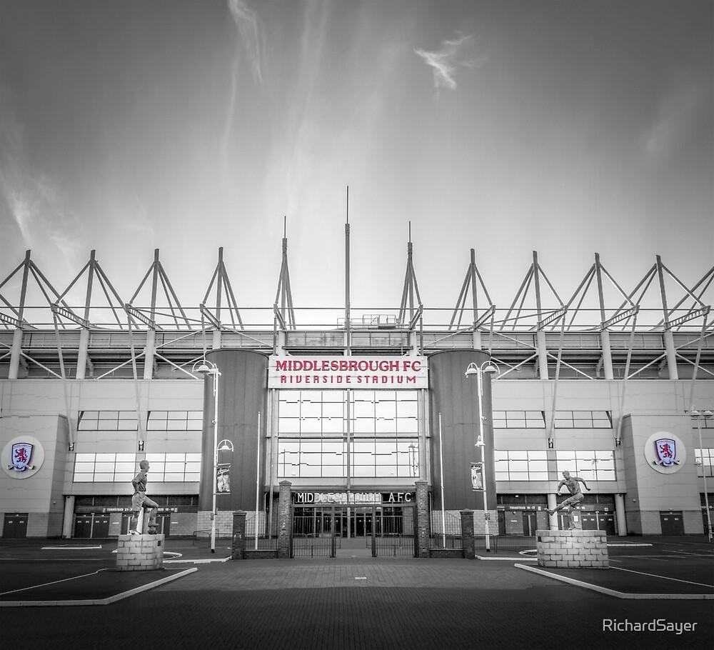 Riverside Stadium by RichardSayer