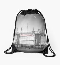 Riverside Stadium Drawstring Bag