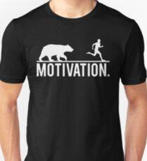 Bear Exercise Motivation Unisex T-Shirt