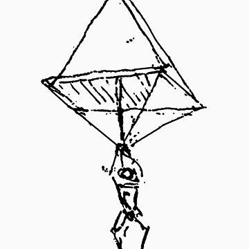 da Vinci Parachute by mconnor
