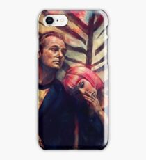Distorted Lost in Translation Print iPhone Case/Skin